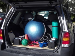 NoCo Fitness | mobile personal trainer