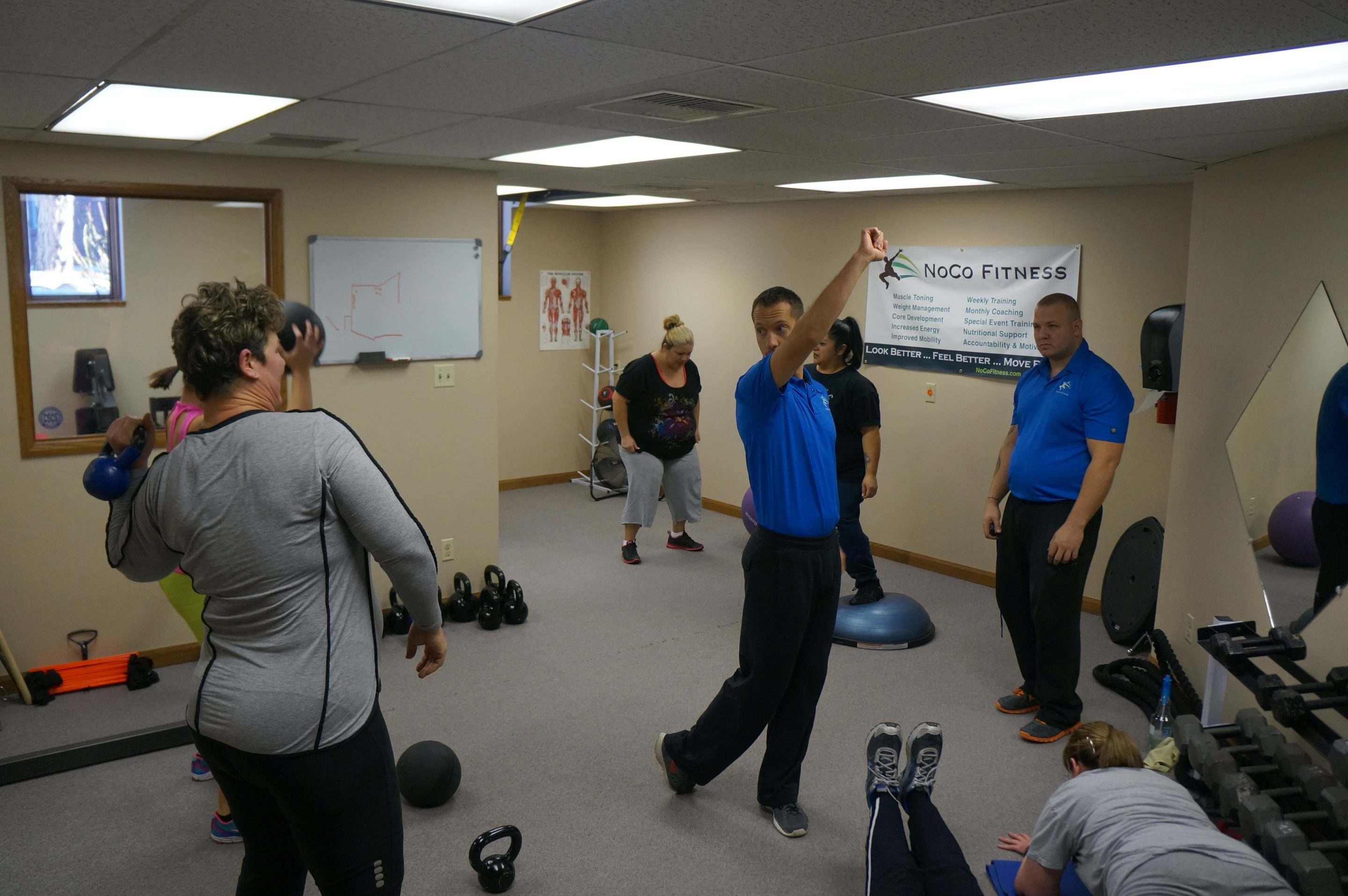 NoCo Fitness | Greeley gym Boot Camp