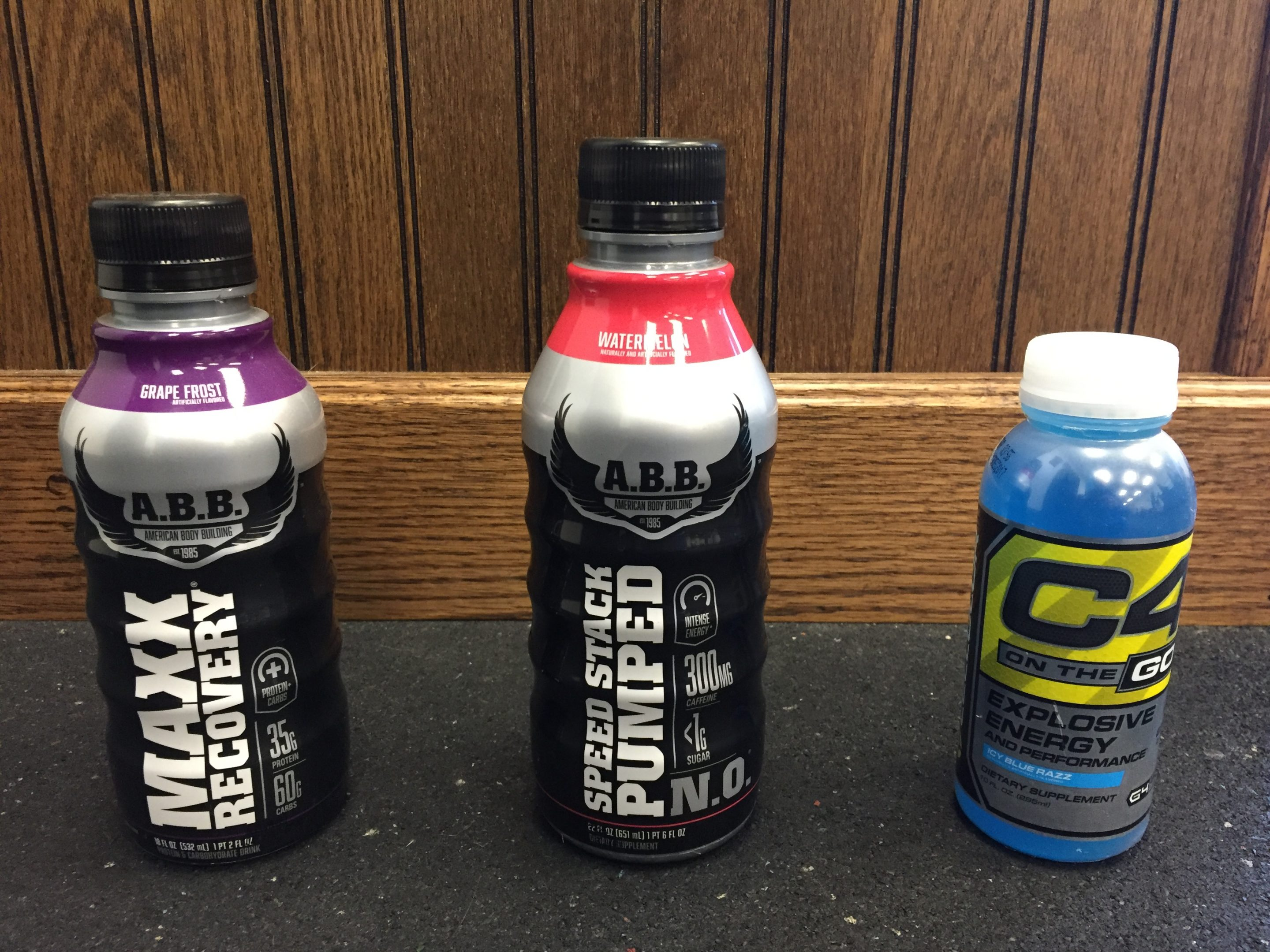 Sports Drinks | NoCo Fitness